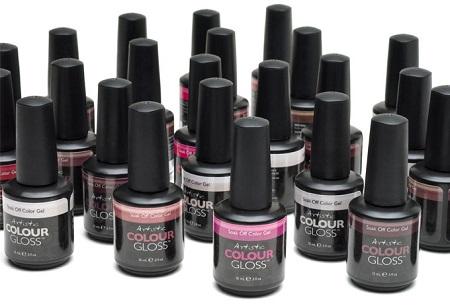 Гель-лак для ногтей Artistic Color Gloss