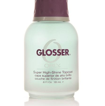Закрепитель лака для ногтей Glosser