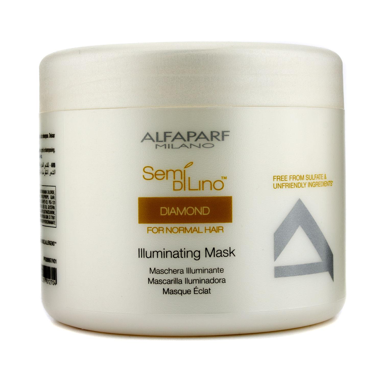 Маска для увлажнения волос ALFAPARF Semi Di Lino