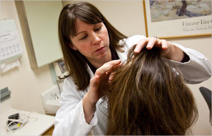 Специалист по востановленнию волос