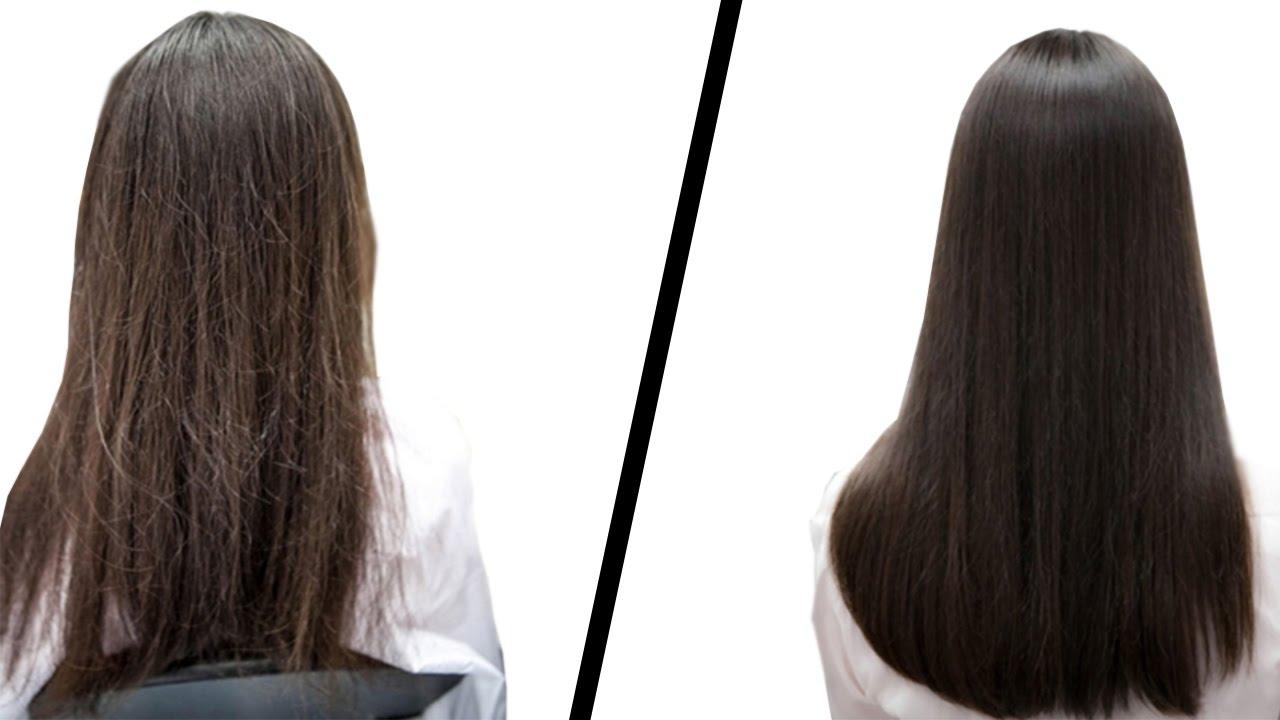 ламинирования волос