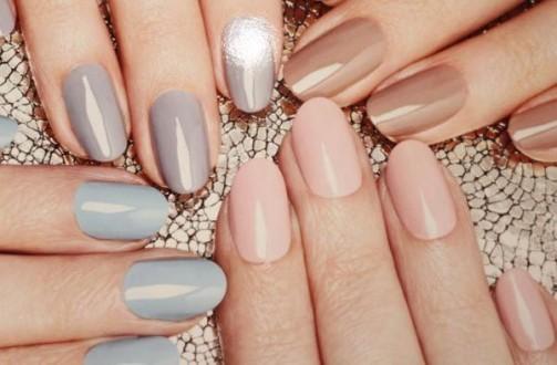 Округлые ногти