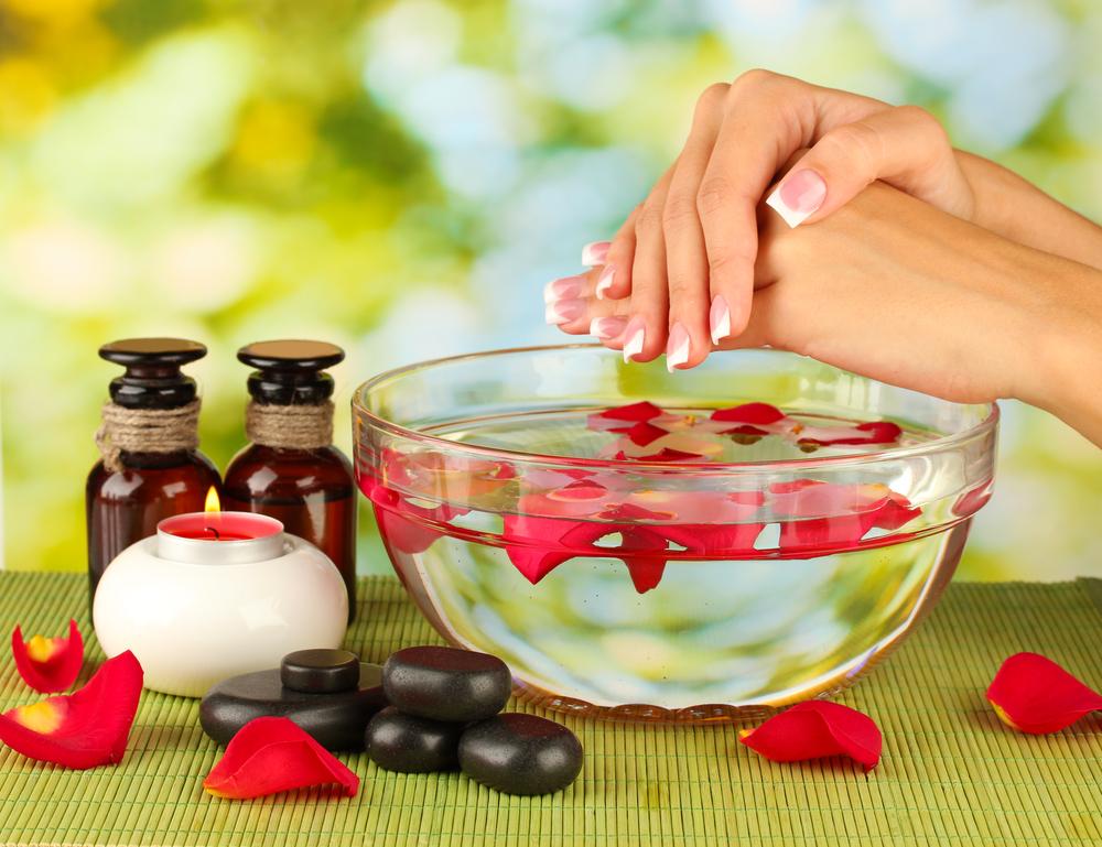 Процедуры для ногтей и рук