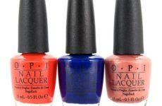 Лаки для ногтей модные цвета