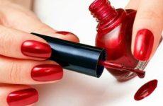 Советы по удлинению ногтя с помощью лака