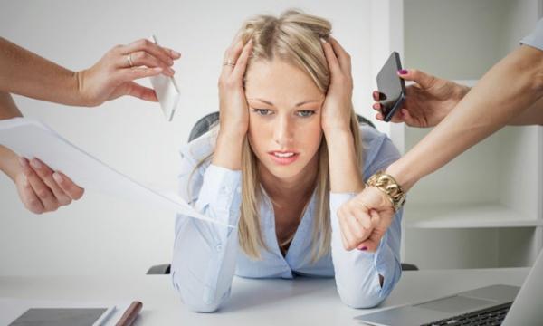 Стрессы