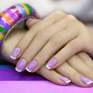 Гель лак — новое покрытие для ухода за ногтями